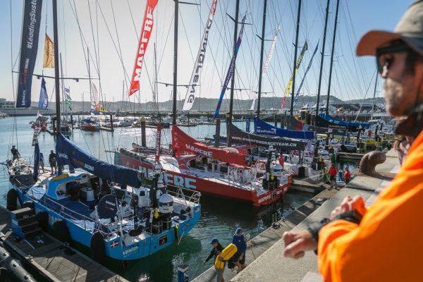 VOLVO OCEAN RACE 2017 – 2018, EM LISBOA NA DOCA DE PEDROUÇOS 0003 diogogarcia