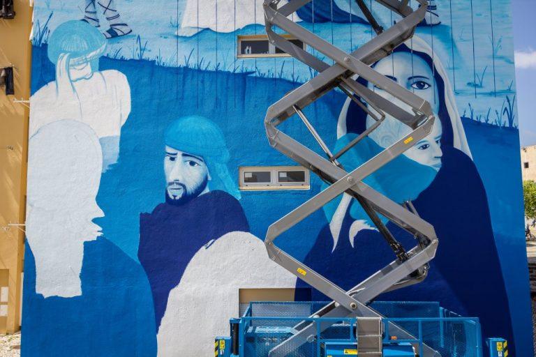 Festival de Arte Urbana Muro, Bairro Padre Cruz, Fotógrafo diogogarcia.com  Muro, Festival de Arte Urbana 0004 diogogarcia