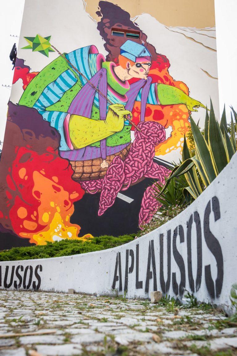 Festival de Arte Urbana Muro, Bairro Padre Cruz, Fotógrafo diogogarcia.com  Muro, Festival de Arte Urbana 0006 diogogarcia