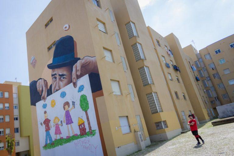 Festival de Arte Urbana Muro, Bairro Padre Cruz, Fotógrafo diogogarcia.com  Muro, Festival de Arte Urbana 0009 diogogarcia