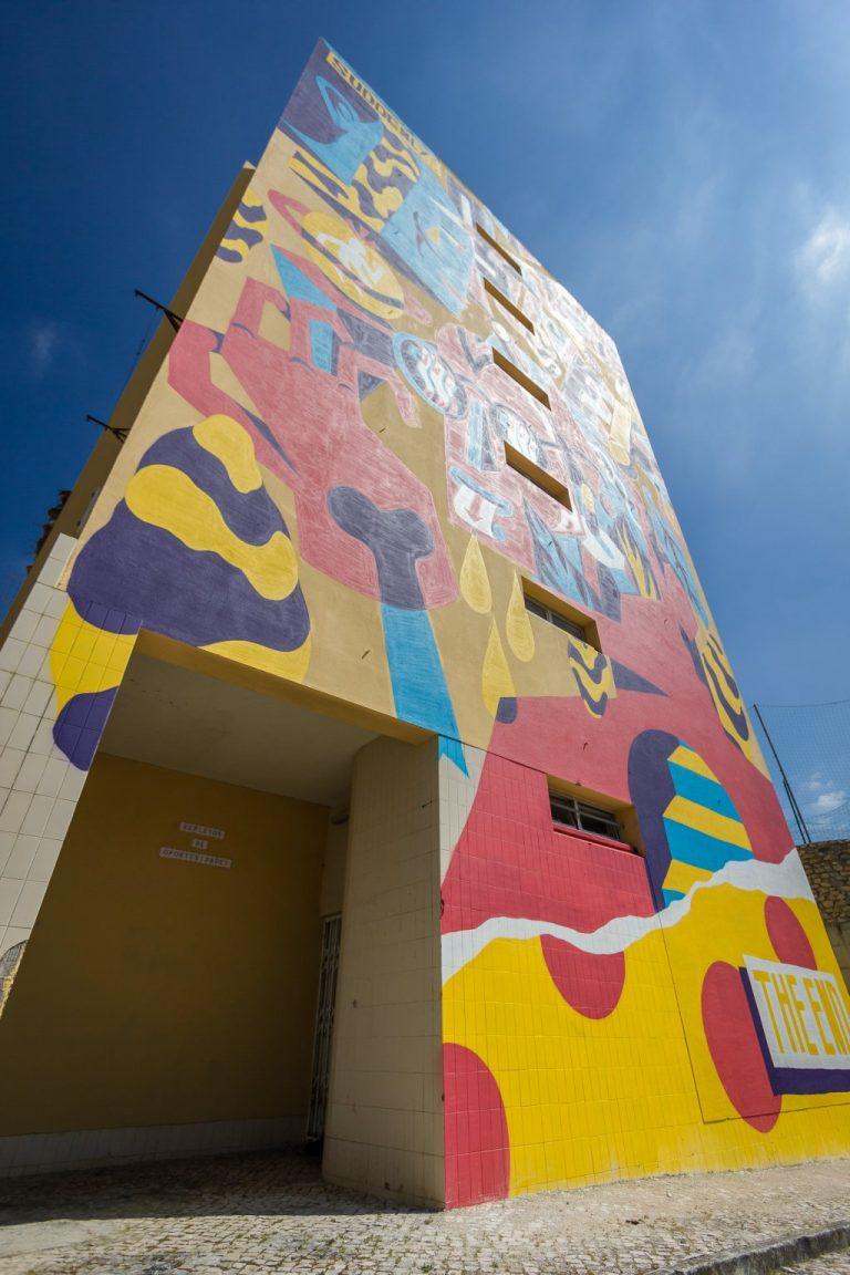 Festival de Arte Urbana Muro, Bairro Padre Cruz, Fotógrafo diogogarcia.com  Muro, Festival de Arte Urbana 0016 diogogarcia