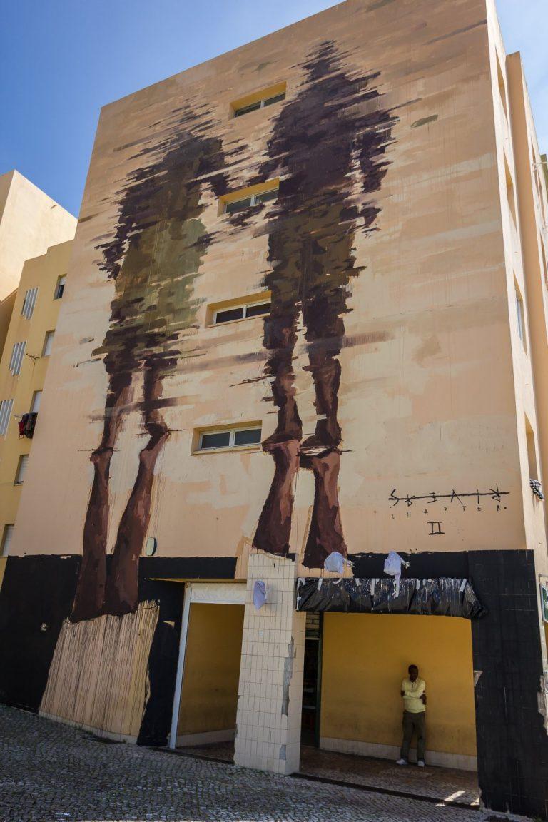 Festival de Arte Urbana Muro, Bairro Padre Cruz, Fotógrafo diogogarcia.com  Muro, Festival de Arte Urbana 0017 diogogarcia
