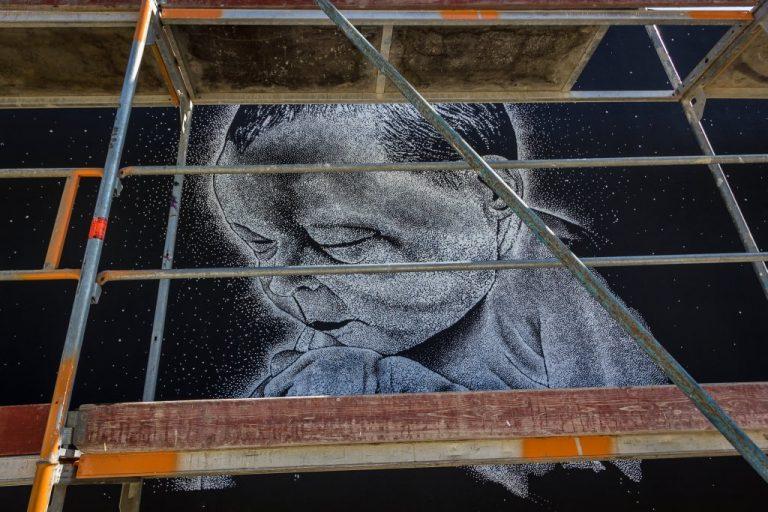 Festival de Arte Urbana Muro, Bairro Padre Cruz, Fotógrafo diogogarcia.com  Muro, Festival de Arte Urbana 0053 diogogarcia