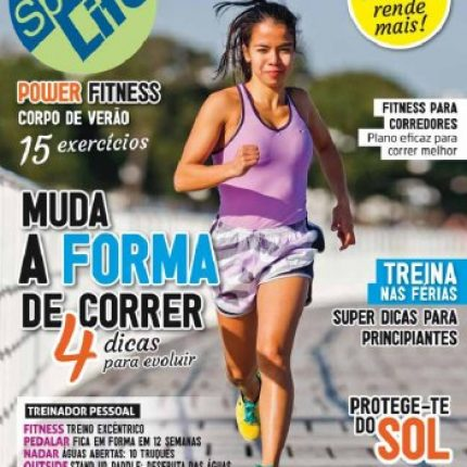 Press, Recentemente na imprensa Revista Sport Life 1 430x430