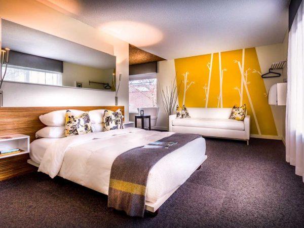 Galeria de Fotografias de Hotelaria mero max room 600x450